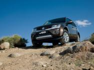 Moskwa 2012: Suzuki Grand Vitara po liftingu